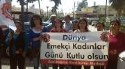 Gazimağusa 8 Mart Dünya Emekçi Kadınlar Günü
