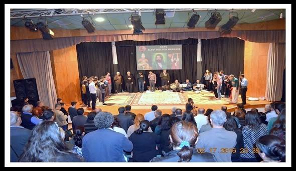 KKTC Alevi Kültür Merkezi, Hızır Cemi Gerçekleştirdi