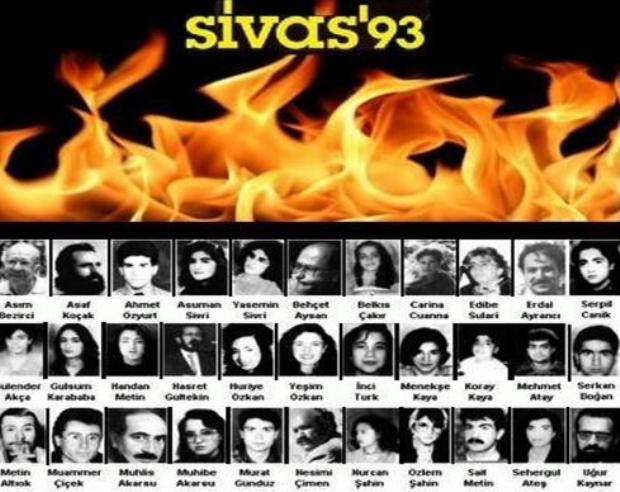 Sivas Katliamı, Madımak Katliamı