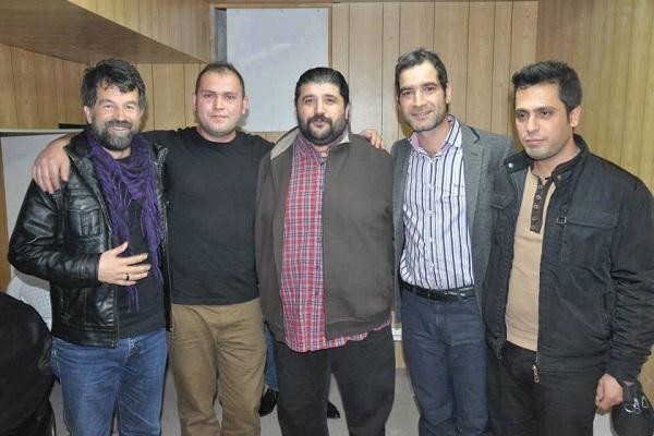 Ali Sizer ve Mustafa Özarslan Derneğimize Ziyareti
