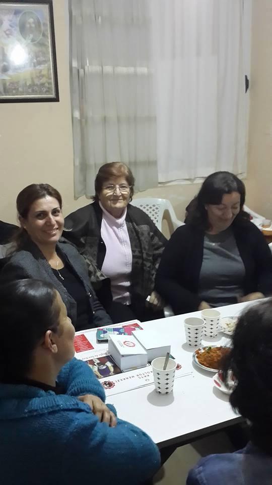 Kadın Komisyonu Kısır Günü Etkinliği