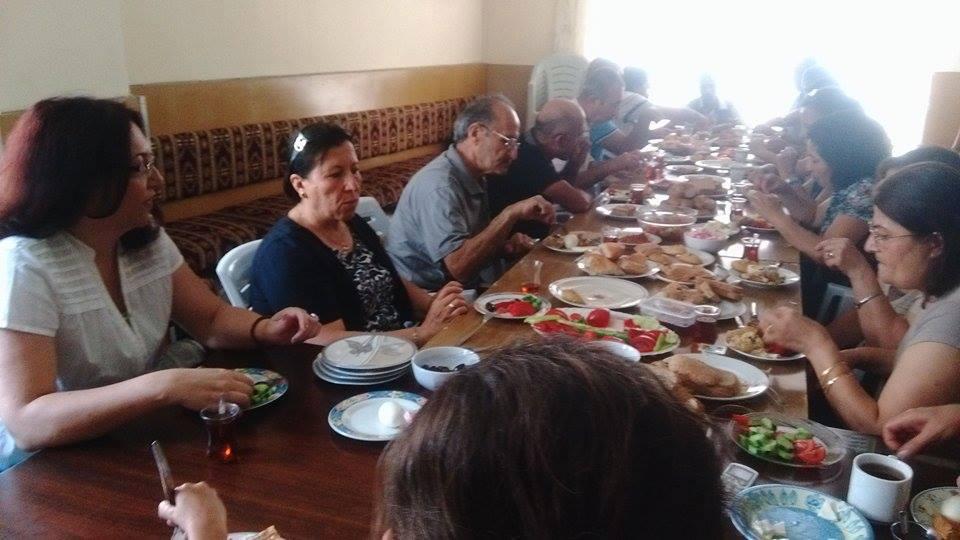 Genel Merkez Kahvaltı Kaynaşma Toplantısı