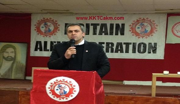 BAF Başkanı İsrafil Erbil