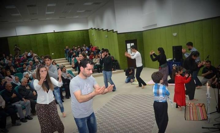 """Alevi Kültür Merkezi Gazimağusa Şubesi """"Hızır Cemi"""