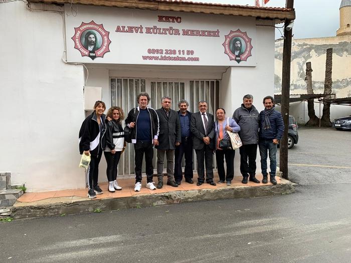 HBVAKV Derneğimize Ziyareti