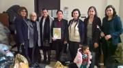 KKTC Alevi Kültür Merkezi, Kanser Hastalarına Yardım Derneği'ne Yardımda Bulundu