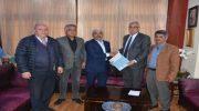 Girne Belediyesi ile KKTC Alevi Kültür Merkezi Arasında Protokol İmzalandı