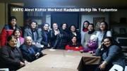 Alevi Kültür Merkezi Kadınlar Komisyonu ilk Toplantısı