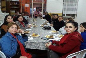 LEFKE ŞUBESİ KADINLAR KOMİSYONU BELİRLENDİ